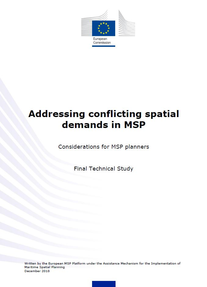 Addressing conflicting spatial demands in MSP
