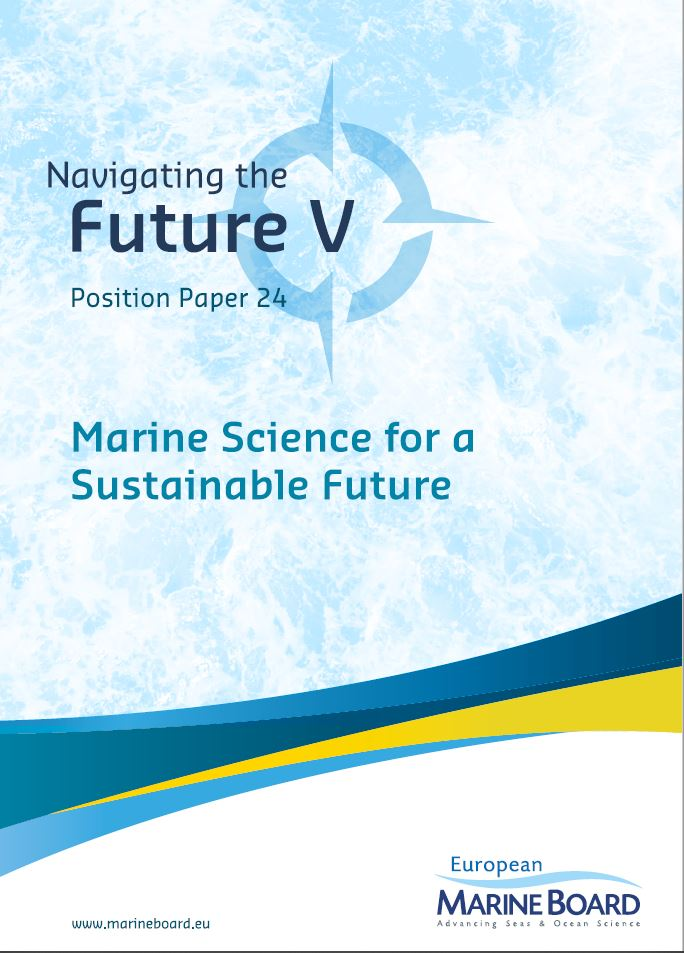Marine Science for a Sustainable Future